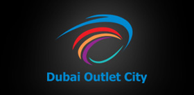 Dubai Outlet City - Website Splash Screen Design