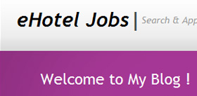 e-Hotel Jobs Website